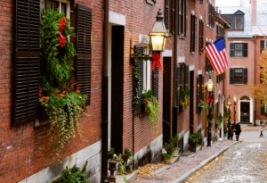 Legally Cambridge: Our Holiday Boston Hotel Deal
