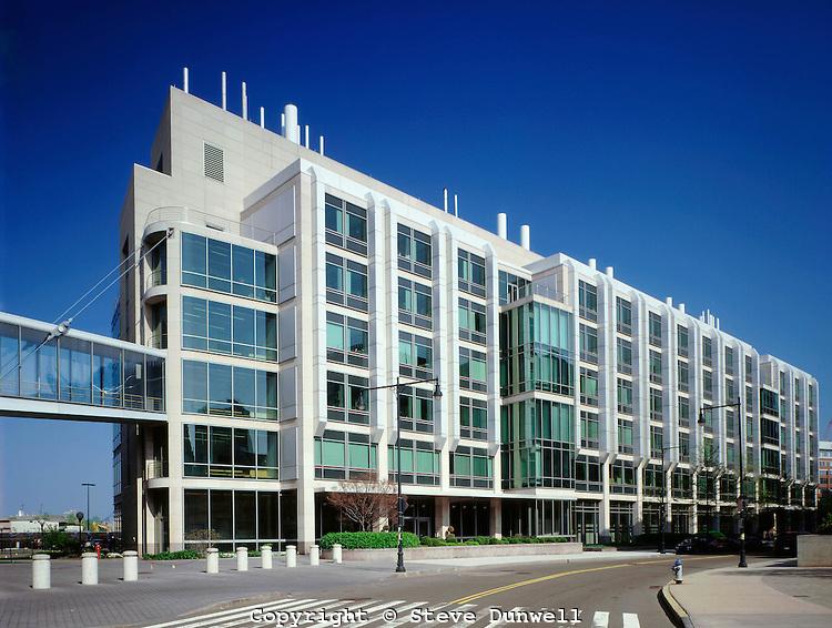 Molecular Biology lab, MIT, Cambridge, MA